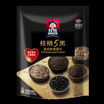 桂格5黑 混合即食麦片 Five Black Multi-grain 518g