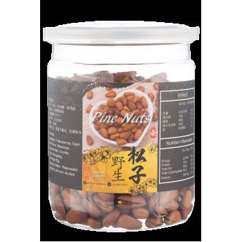 野生松子 Wild Pine Nuts 250g