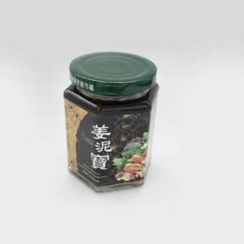 姜泥宝  Sesame Oil With Grated Ginger Condiment  250g
